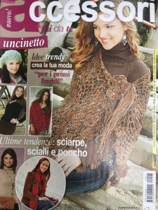 9-10/2012 ACCESSORI IDEE TRENDY PONCHO