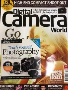 5/2012 DIGITAL CAMERA WORLD RETRO WATER SHOTS + DVD