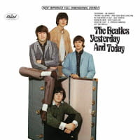YESTERDAY AND TODAY CD THE BEATLES