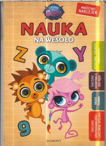 LITTLEST PET SHOP .NAUKA NA WESOŁO