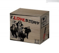 T  LOVE  T LOVESTORY 15 CD + DVD