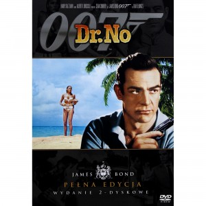 AMES BOND 007 DR NO BROCCOLI DVD