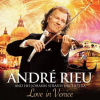 ANDRE RIEU CD LOVE IN VENICE