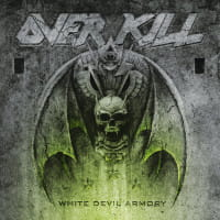 OVERKILL CD WHITE DEVIL ARMORY