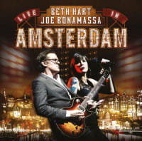 JOE BONAMASSA  BETH HART 2 CD LIVE IN AMSTERDAM