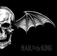 AVENGED SEVENFOLD CD HAIL TO THE KING
