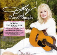 DOLLY PARTON 2CD PURE & SIMPLE