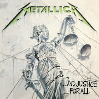 METALLICA CD AND JUSTICE FOR ALL REMASTERED