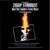 DAVID BOWIE CD ZIGGY STARDUST AND THE SPIDERS FROM MARS