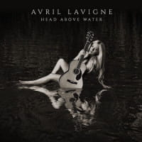 AVRIL LAVIGNE CD HEAD ABOVE WATER