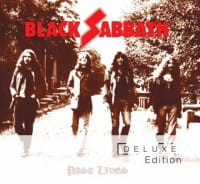 BLACK SABBATH CD PAST LIVES DELUXE EDITION