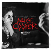 ALICE COOPER 2 CD PARANORMAL EVENING WITH ALICE COOPER AT THE OLYMPIA PARIS