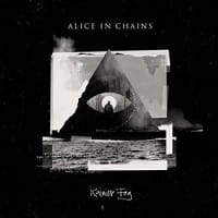 ALICE IN CHAINS CD RAINER FOG