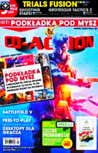 9/2018 CD ACTION DVD TRIALS FUSION
