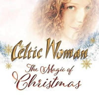 THE MAGIC OF CHRISTMAS CD WOMAN CELTIC