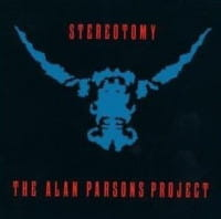 ALAN PARSONS PROJECT CD STEREOTOMY