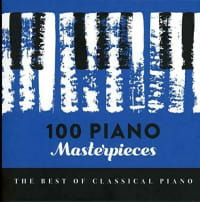 100 PIANO MASTERPIECES CD THE BEST OF CLASSICAL PIANO