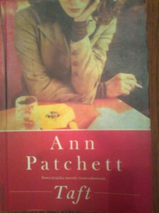 Taft Ann Patchett