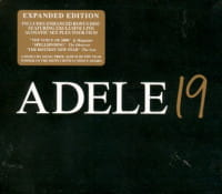 ADELE CD 19 EXPANDED EDITION
