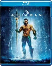 AQUAMAN BLU-RAY JAMES WAN