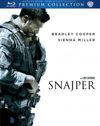 SNAJPER BLU-RAY COOPER MILLER EASTWOOD PREMIUM COLLECTION