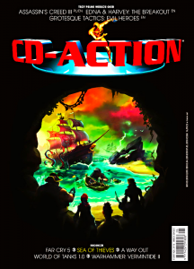5/2018 CD ACTION DVD