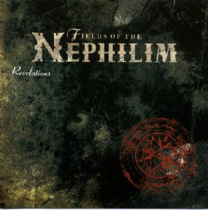 Fields Of The Nephilim Revelations. CD