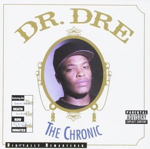 Dr Dre The Chronic. Digitally Remastered, CD