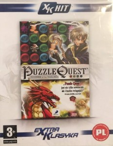 PUZZLE QUEST CHALLENGE OF THE WARLORDS GRA PC