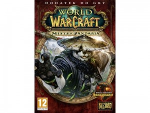 WORLD OF WARCRAFT MISTS OF PANDARIA DODATEK DO GRY PC