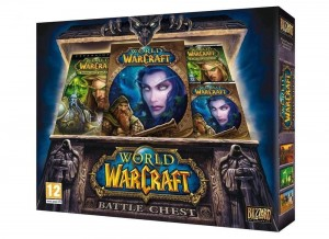 WORLD OF WARCRAFT BATTLE CHEST BLIZZARD GRA PC