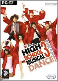 HIGH SCHOOL MUSICAL DANCE 3 SENIOR YEAR DISNEY GRA PC