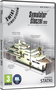 SYMULATOR STOCZNI 2013 PC DVD FOLIA
