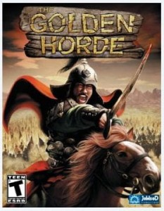 THE GOLDEN HORDE GRA PC CD-ROM