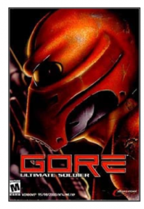 GORE ULTIMATE SOLDIER GRA PC CD-ROM
