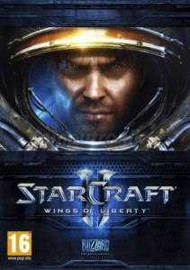 STAR CRAFT II WINGS OF LIBERTY BLIZZARD PC DVD-ROM