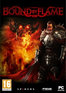 BOUND BY FLAME PC DVD-ROM