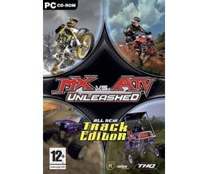 MX VS ATV UNLEASHED ALL NEW TRACK EDITOR GRA PC