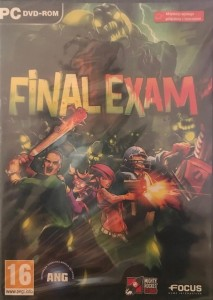 FINAL EXAM FOCUS GRA PC DVD-ROM