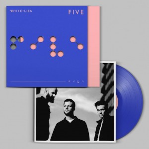 FIVE LIMITED EDITION WHITE LIES 2019 WINYL