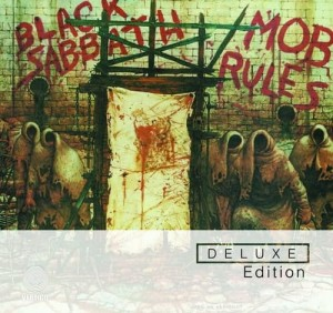 BLACK SABBATH CD MOB RULES (DELUXE EDITION)