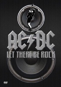 AC/DC DVD LET THERE BE ROCK