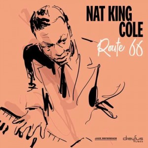 NAT KING COLE CD ROUTE 66