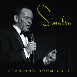 FRANK SINATRA CD STANDING ROOM ONLY 3 CD