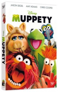 MUPPETY DVD DISNEY FOLIA