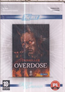 PAINKILLER OVERDOSE PC DVD FOLIA