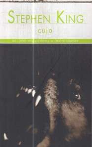 CUJO STEPHEN KING NOWA