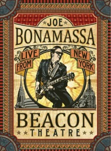 JOE BONAMASSA BEACON THEATRE LIVE FROM NEW YORK 2 DVD