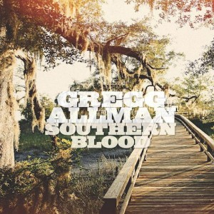 GREGG ALLMAN SOUTHERN BLOOD CD + DVD