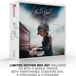 HART BETH CD WAR IN MY MIND LIMITED EDITION